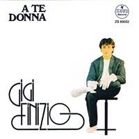 Te donna - versione cd - produzione: 1999 - prezzo: €. 8,00